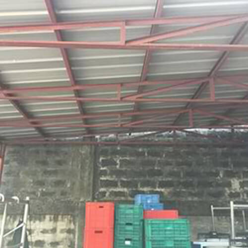 Brewery Canopy
